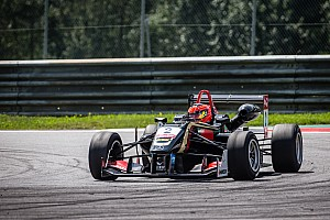 F3 Europe Breaking news The Eifel: the hunt for championship leader Ocon to be continued