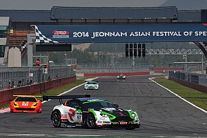GT Preview GT Asia Series: Clearwater Racing on top heading to home round