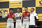 Double podium for Audi