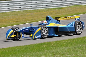 Formula E Testing report Sebastien Buemi tops the final day of pre-season testing