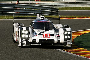 WEC Testing report Porsche is preparing for part two of the World Endurance Championship