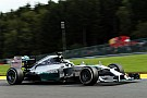 Hamilton leads FP2 as Maldonado crashes
