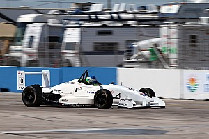 USF2000 Race report USF2000 championship blown wide open at Sonoma