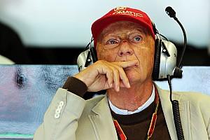 Formula 1 Breaking news 'I will not tolerate more failures' - Lauda