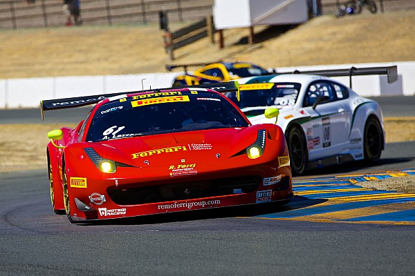 Lazzaro, von Thurn und Taxis and Aschenbach claim Sunday Pirelli World Challenge wins