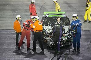 NASCAR Cup Breaking news NASCAR does not plan to punish Hamlin for Bristol outburst