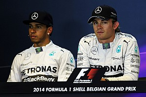 Formula 1 Special feature Nico Rosberg vs. Lewis Hamilton - Where the fans stand