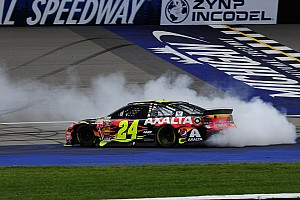 NASCAR Cup Preview NASCAR notebook: Gordon's consecutive start streak will reach 750 on Sunday