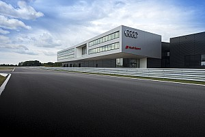 WEC Breaking news Audi Neuburg opened in an official ceremony