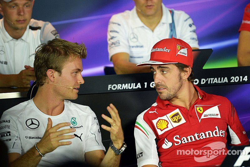 Alonso calls Mercedes rivalry a 'good problem to have'