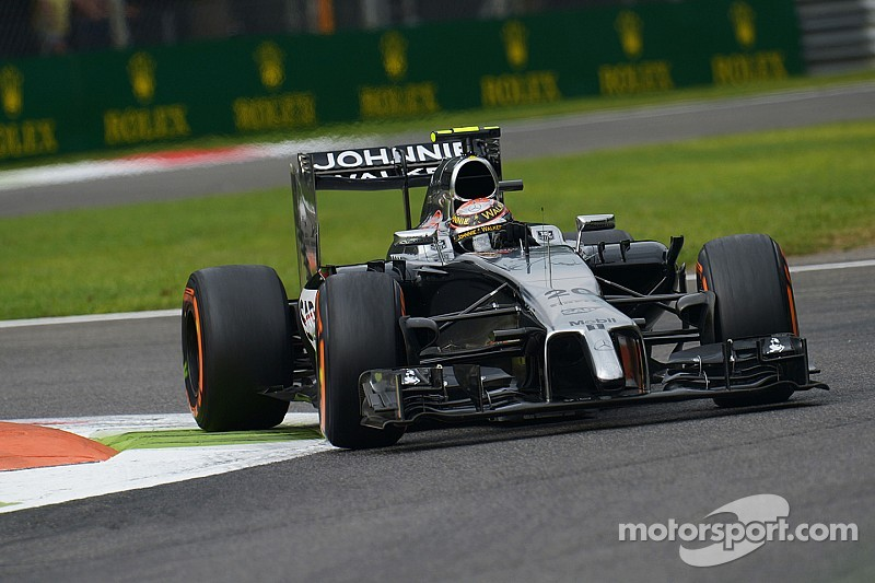 After Friday practice McLaren is set for a close and exciting Italian GP