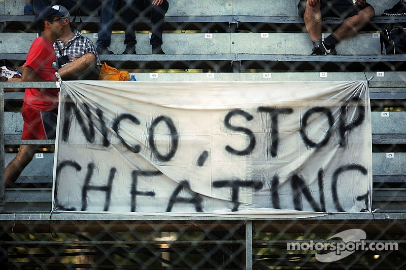 All eyes on Monza chicane as 'Star Wars' goes on