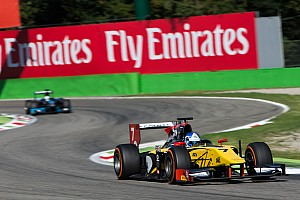 GP2 Race report Palmer powers to sprint win in Monza