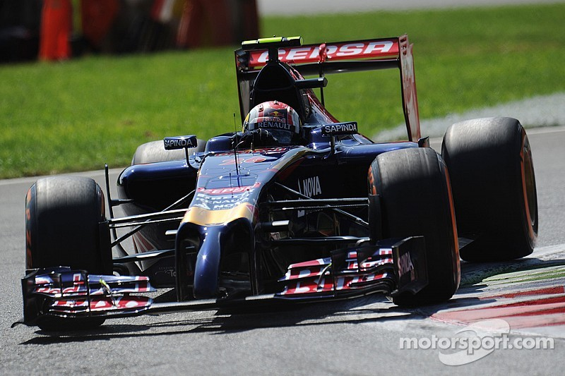 No points for Toro Rosso on the Italian GP