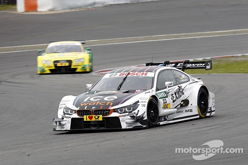 DTM season enters the finishing straight for the BMW teams at the Lausitzring