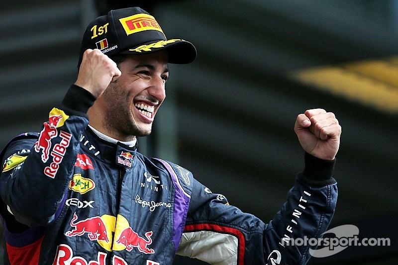 Ricciardo requested number 1 status