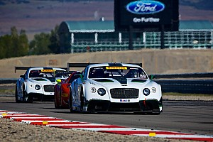 PWC Race report Smith wins for Bentley, O'Connell clinches for Cadillac at Miller Motorsports Park