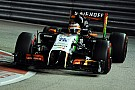 No Q3 for Sahara Force India on qualifying for the tomorrow's Singapore GP