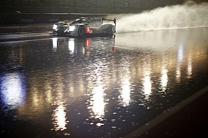 WEC Breaking news Carnage ensues as rain hits COTA - Race red flagged
