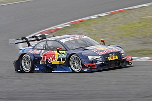 DTM Preview Eager anticipation of Audi drivers favorite track