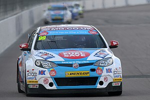 BTCC Qualifying report Jason Plato claims penultimate pole position of BTCC season