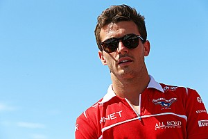 Formula 1 Breaking news Show goes on but F1 still thinking of Bianchi