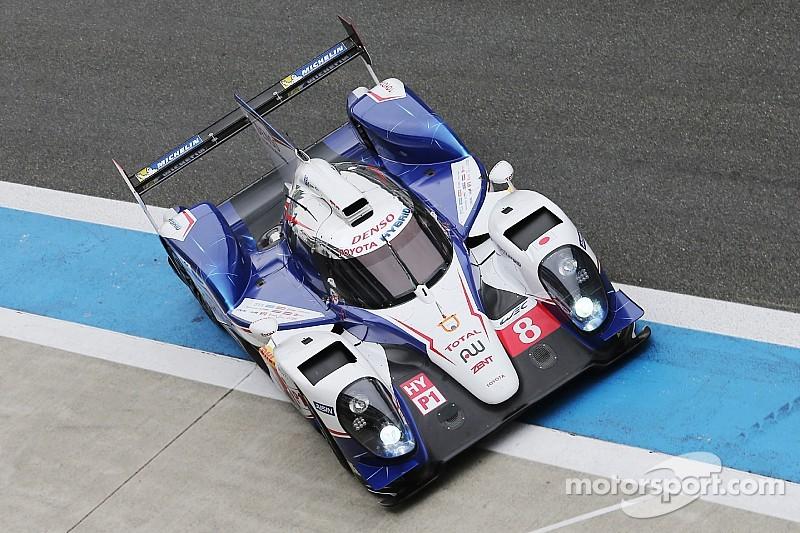 Toyota Racing goes 1-2 at Fuji