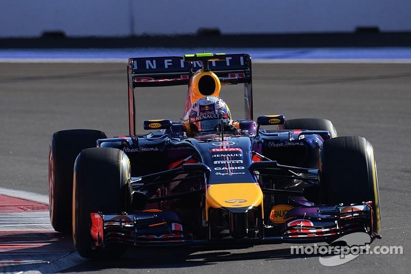 Red Bull finish 7th and 8th at Sochi