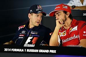 Formula 1 Rumor Red Bull blocks Vettel's Ferrari test debut in Abu Dhabi