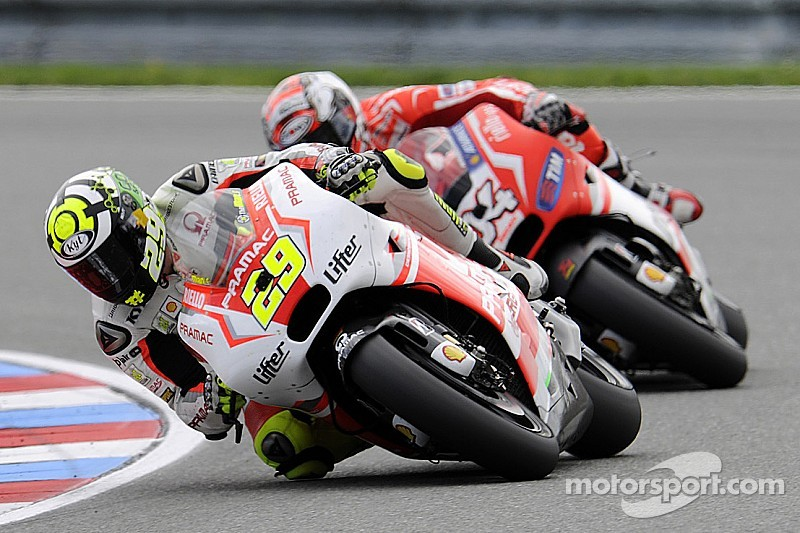 Iannone and Hernandez in Australia with the best expectations