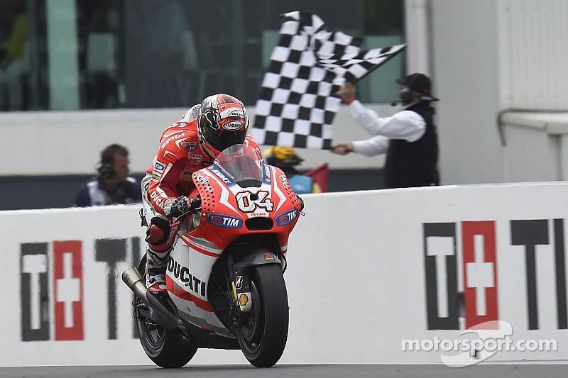 Fourth place for Andrea Dovizioso in Australian GP at Phillip Island