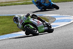 MotoGP Race report Tito Rabat's podium finish enough to seal Moto2 title