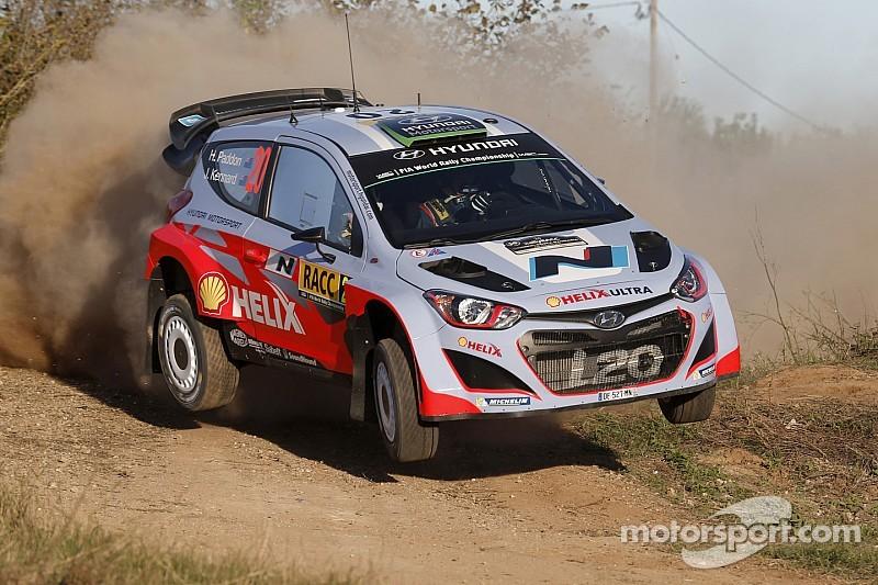 Hyundai Team finishes Rally de España with all three cars in the top ten