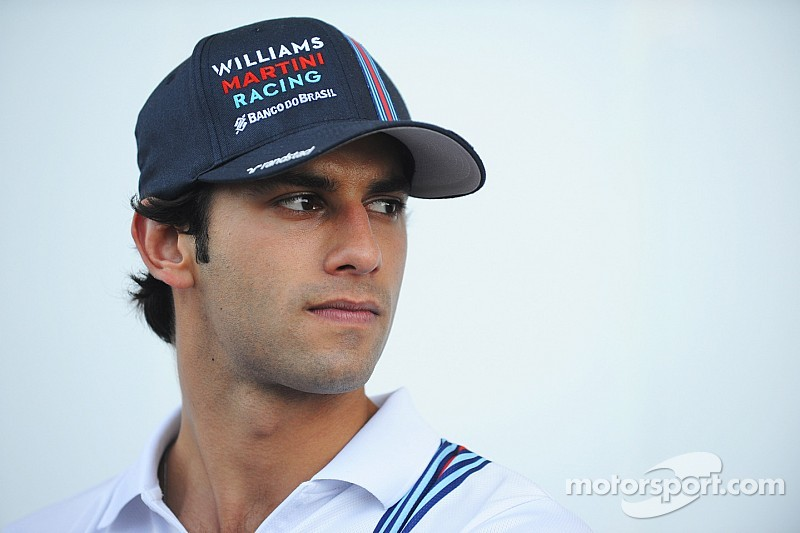 Sauber announces Felipe Nasr as second driver for 2015