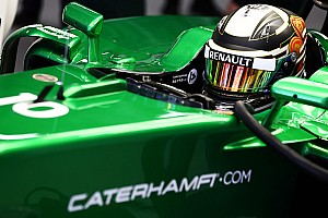 Formula 1 Breaking news Ecclestone and others slam Caterham's 'begging bowl'