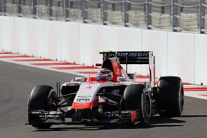 Formula 1 Breaking news Marussia's Lowdon will fight until there's 'no chance at all'