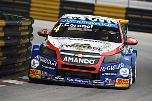 WTCC Race report Racing driver Tom Coronel very happy after a successful 2014 WTCC season - video