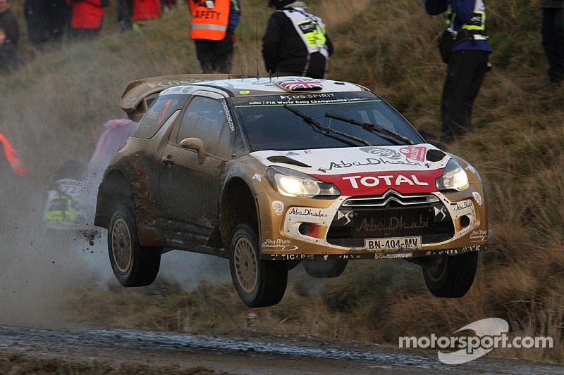 Citroën finishes as runner-up in World Rally Championship