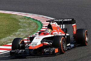 Formula 1 Breaking news Marussia makes last minute trip to Abu Dhabi