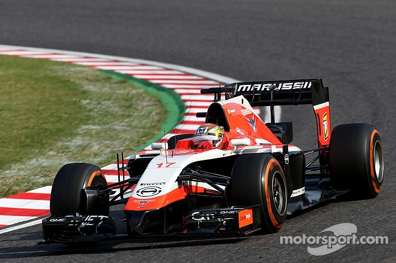 Marussia makes last minute trip to Abu Dhabi