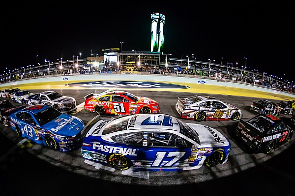 NASCAR fines Roush Fenway Racing's No. 17 team