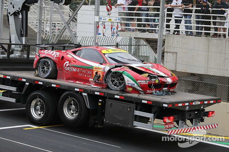 Webber and Cressoni released from hospital