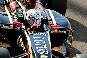 Formula 1 Breaking news Grosjean admits Ferrari 'discussions'