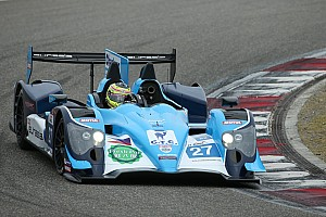Asian Le Mans Practice report James Winslow fastest in Sepang practice