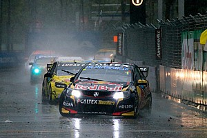 Supercars Race report Rain-shortened second race hands the victory to Whincup