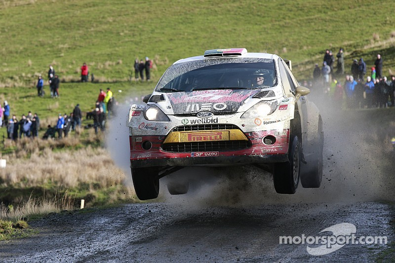 Wellbid.com brings the excitement of a WRC rally