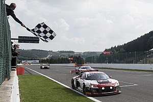 Blancpain Endurance Special feature Successful season for Audi Sport customer racing