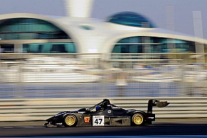 Endurance Race report Ollie Chadwick battles technical issues to impress in the Gulf 12 Hours at Yas Marina Circuit
