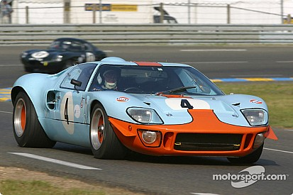 Is Ford building a new GT40 to race at Le Mans?
