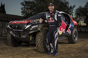 "Dakar Testing report Peterhansel: ""I've never gone this quickly at a test!"""